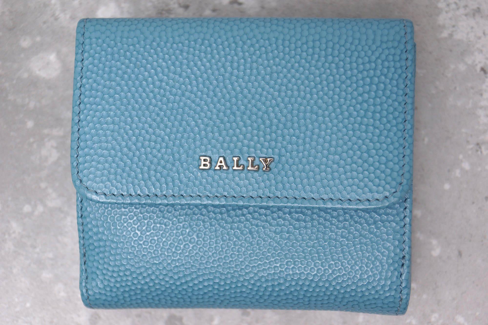 64b736390b2f ヤフオク! - BALLY バリー 財布 ウォレット 三つ折り イタリ...