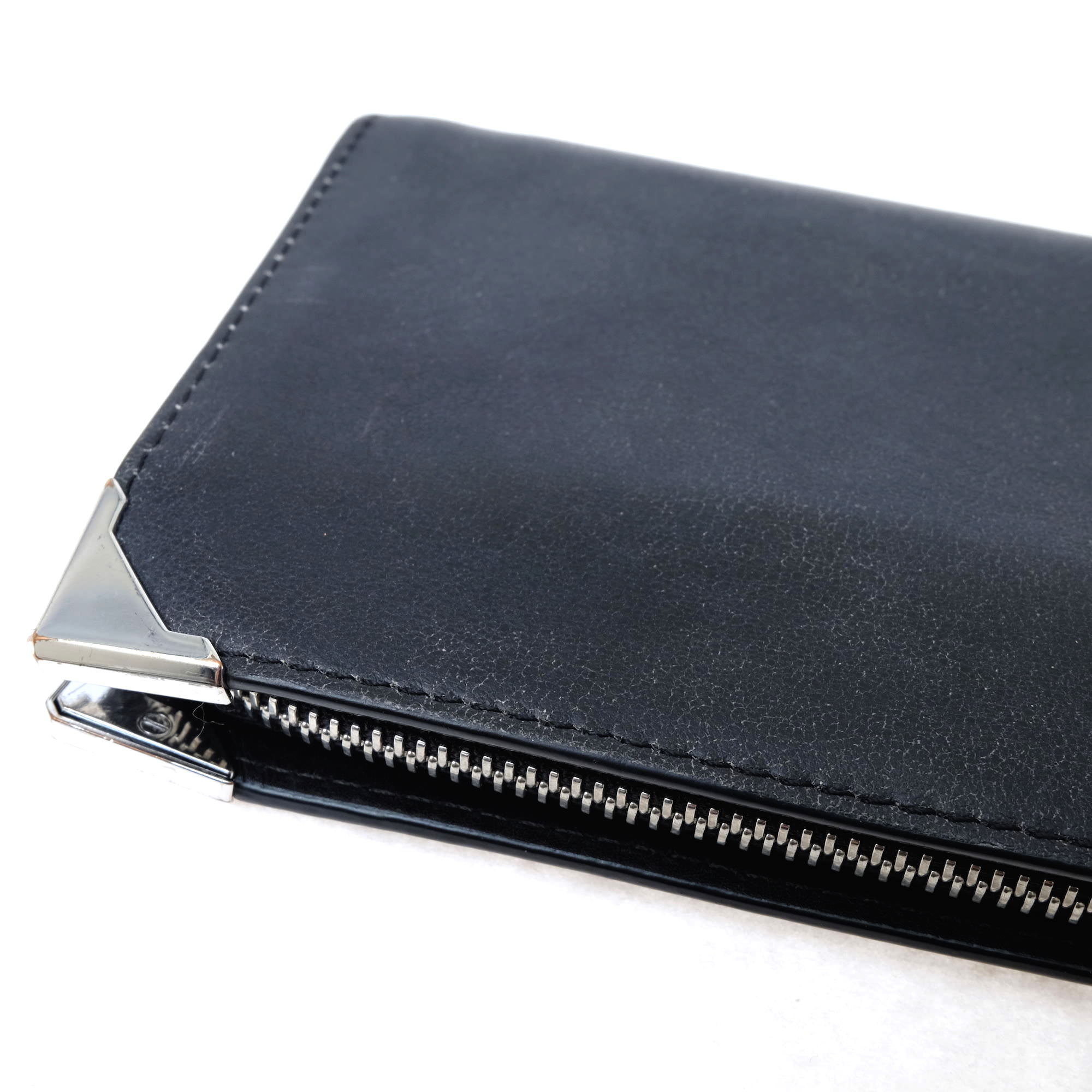 detailing a2714 f3762 アレキサンダーワン / ALEXANDER WANG 長財布 メンズ ブラック 黒 PRISMA SKELETAL LONG COMPACT IN  BLACK Wallets